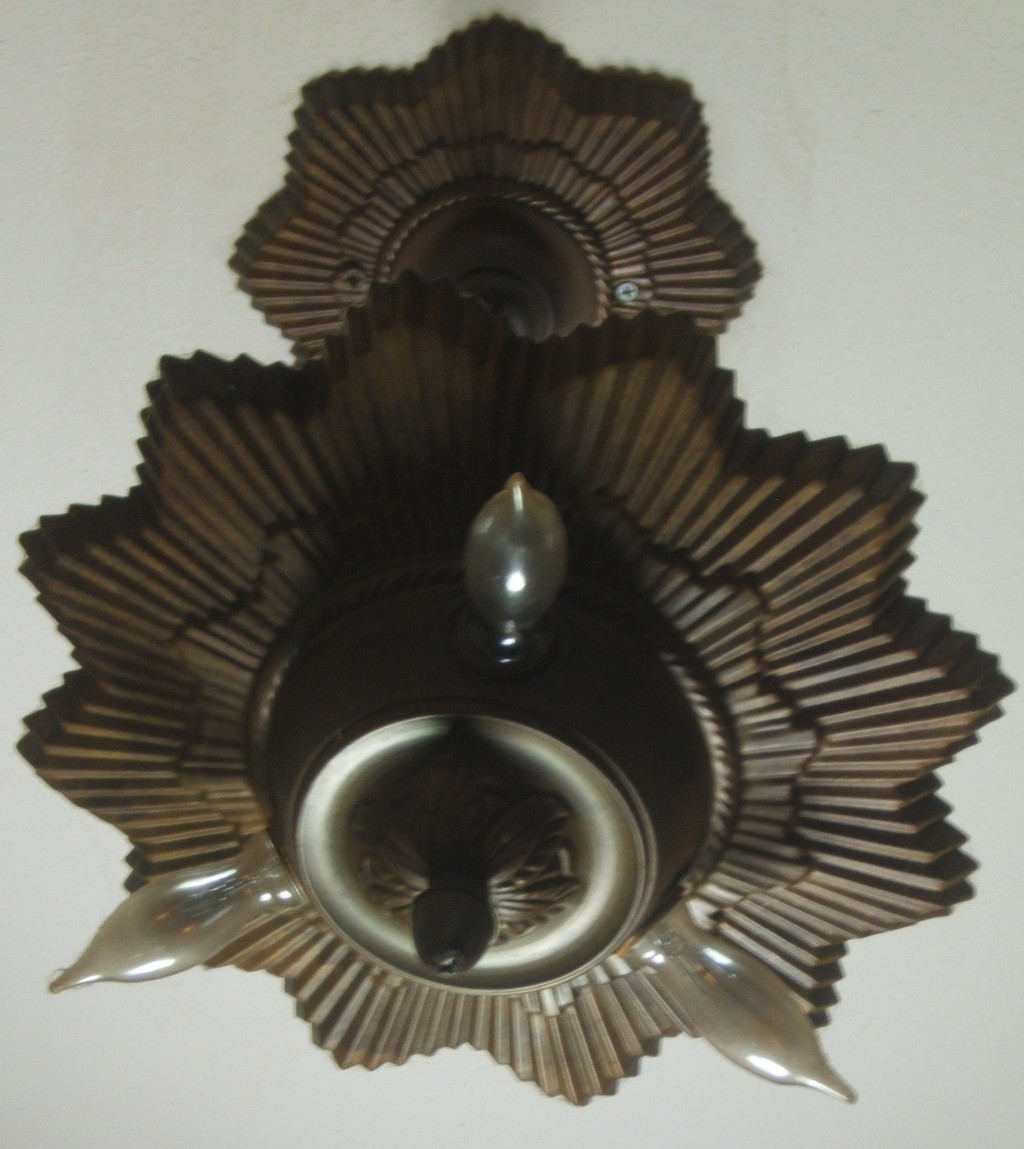 Reproduction Antique Lighting On Deluxe Interior Lighting Design