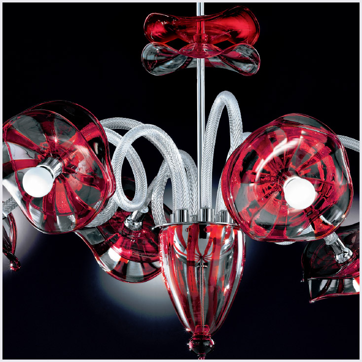Black Chandelier Fan: Unusual Ceiling Fans With Lights