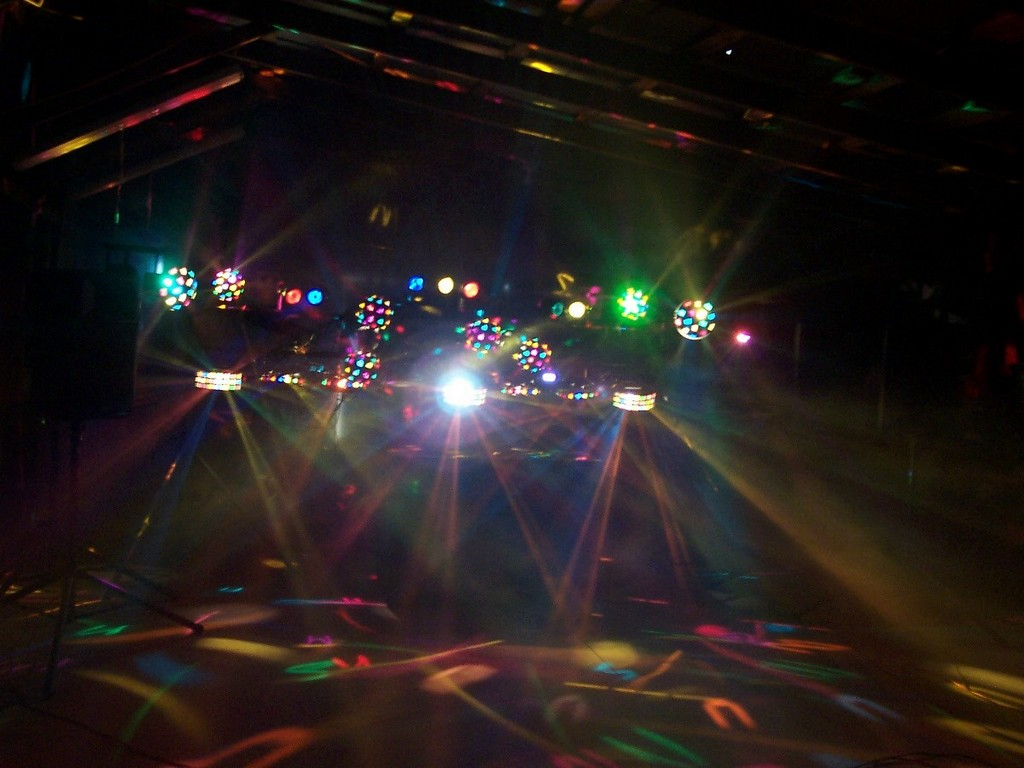 Hire Disco Light Nsw On Winlights Deluxe Interior
