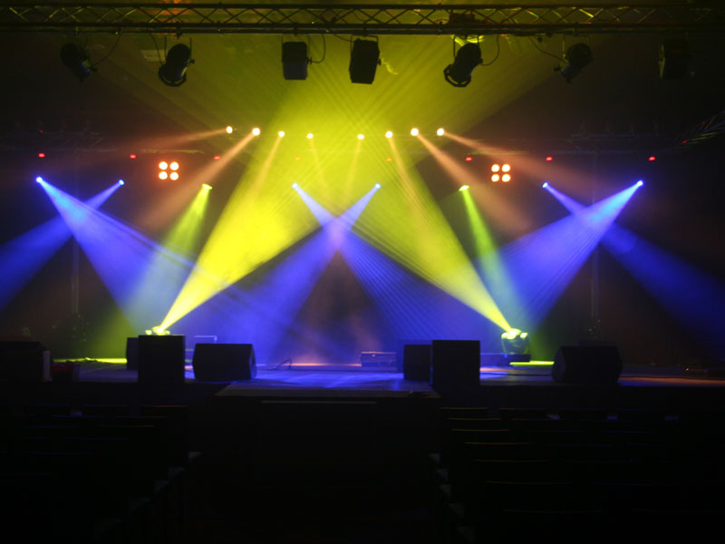 Dj Lights In San Diego On WinLights.com | Deluxe Interior Lighting