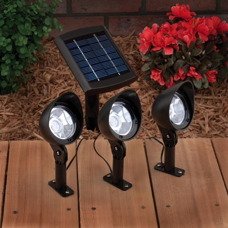 Solar powered flood lights on winlights deluxe interior wireless flood lights solar powered flood lights hid flood lights mozeypictures Choice Image