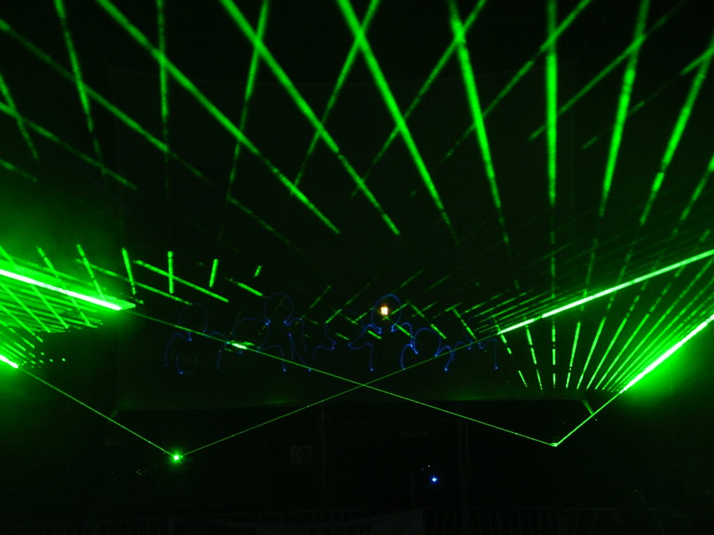 Laser Lights In Da Club On Winlights Com Deluxe Interior