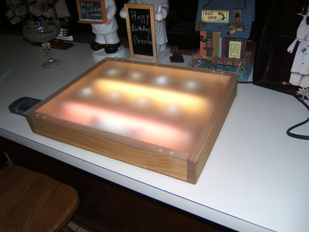 Light Box On Winlights Com Deluxe Interior Lighting Design