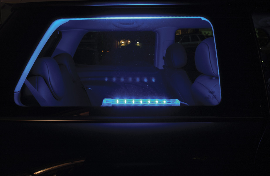 Car Neon Lighting On Winlights Com Deluxe Interior
