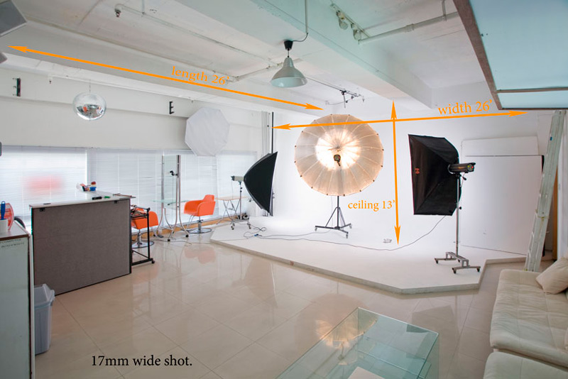 Lighting Setup For Digital Glamour Photography On