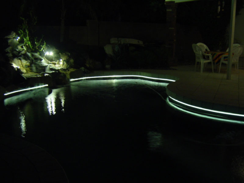 Swimming pool lighting On WinLights.com | Deluxe Interior Lighting ...