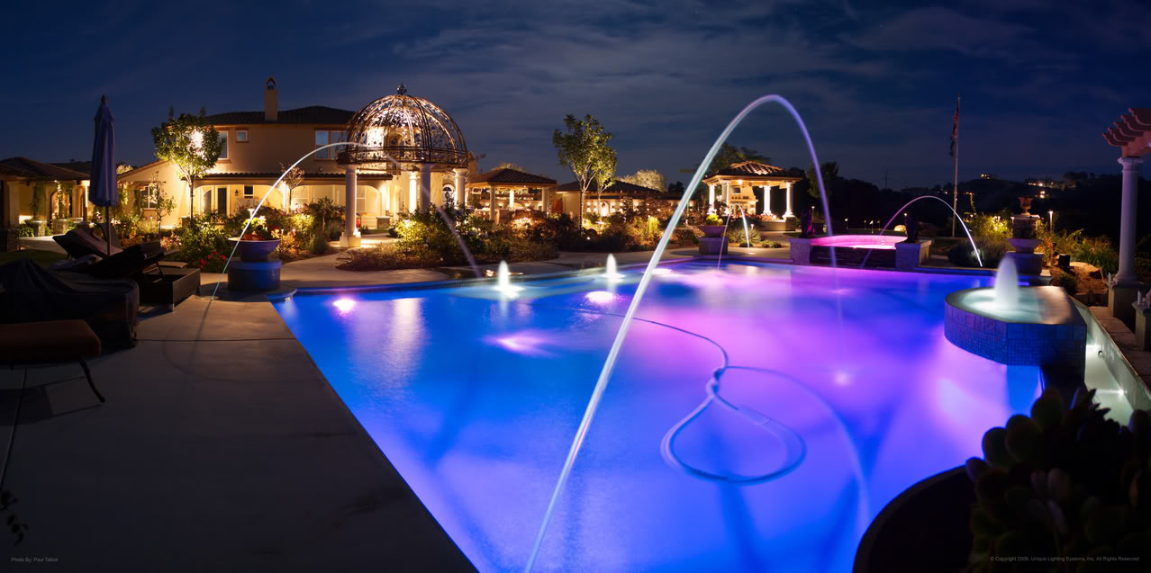 Swimming pool solar light On WinLights.com | Deluxe Interior ...