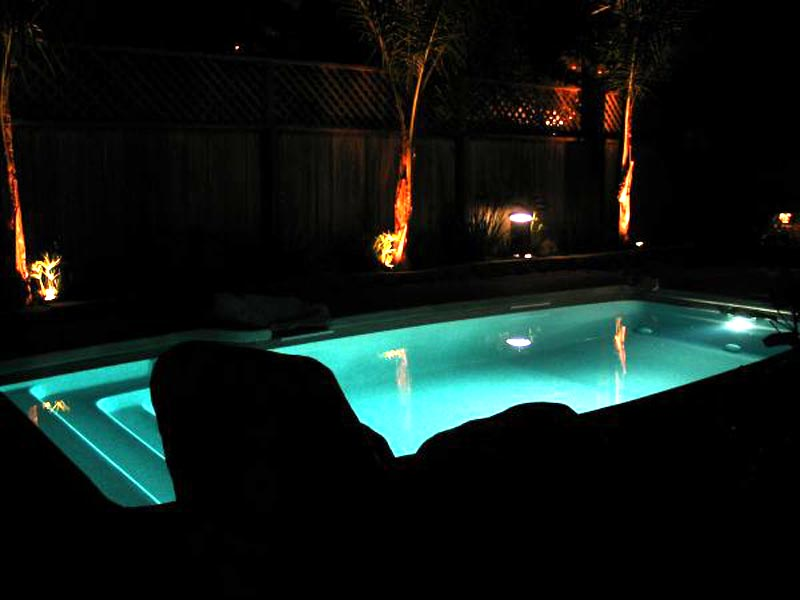 Floating Flower Pool Lights On Winlights Com Deluxe