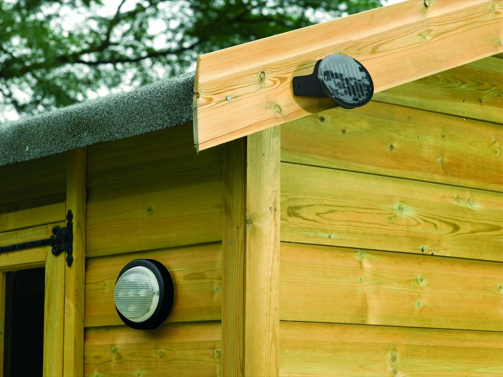 Solar Post Light On Winlights Com Deluxe Interior