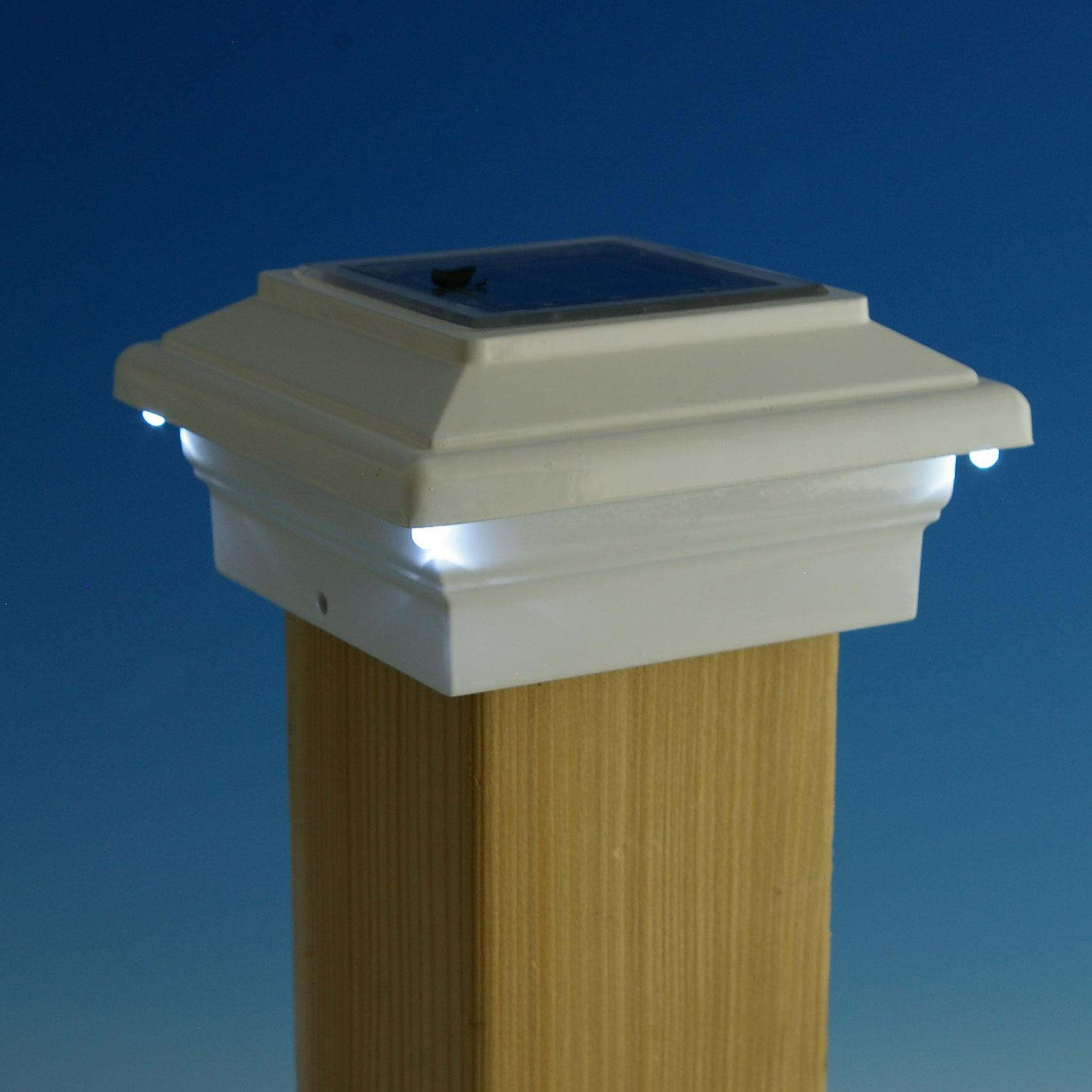 Solar Powered Security Light On Winlights Com Deluxe