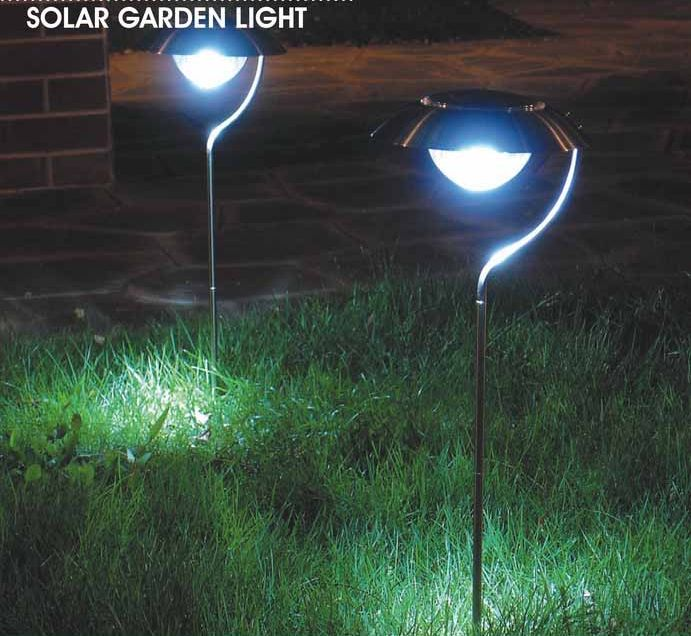 Solar Path Lighting On Winlights Com Deluxe Interior